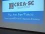 2014 M06 D16 - Palestra Institucional do Crea-SC para Formandos de Engenharia Elétrica e Engenharia Mecanica da Satc