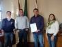 2014 M08 D19 - Visita Prefeitura de Forquilhinha