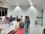 2015 M05 D18 - ASCEA presente na 5a. Reunião Ordinária de 2015 da Inspetoria de Criciúma do CREA-SC