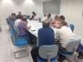 2015 M11 D18 - Reunião de Colegiado da Inspetoria Regional de Criciúma do CREA-SC - Criciúma-SC