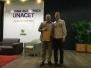 2016 M04 D25a27A - SCEA na I Semana Acadêmica da UNACET da Unesc - Unesc - Criciúma - SC