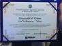 2017 M12 D06 - Com indicacao da ASCEA, CREA-SC homenageia a UNESC com a Medalha do Mérito Catarinense 2017 - Fpolis / SC