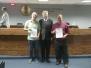 2018 M01 D24 - Eleitos pela ASCEA tomam posse como Conselheiros Estaduais do CREA-SC - Fpolis / SC