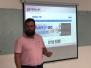 2018 M04 D02 - CREA-SC ministra Palestra Institucional para alunos da 1°fase do Curso de Engenharia Civil da UNESC - 02.04.2018 - Criciúma / SC