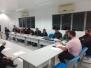 2018 M05 D21 - Reunião do Colégio de Inspetores da Inspetoria Regional de Criciúma do CREA-SC - Criciúma-SC