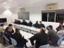2018 M06 D25 - Reunião do Colégio de Inspetores da Inspetoria Regional de Criciúma do CREA-SC – 25.06.2018 – Criciúma-SC