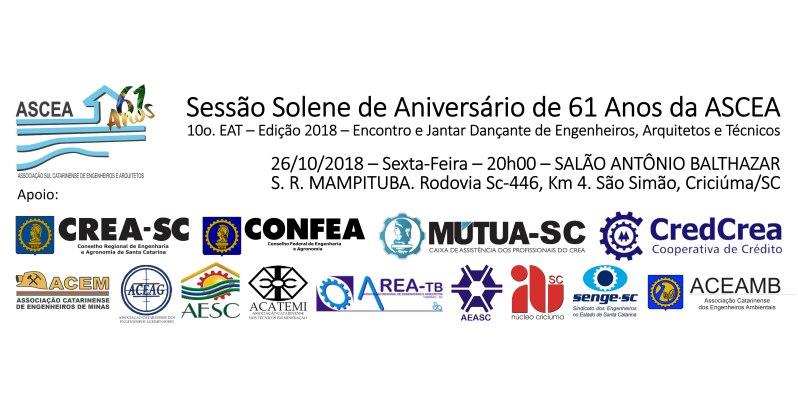 2018 - Sessão Solene e 10o Capa Face Evento 4838X2352_