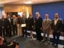 2019 M01 D24 - Indicada da ASCEA recebe Medalha do Mérito Catarinense do CREA-SC - 24.01.2019 - Florianópolis / SC