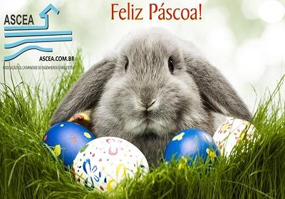 Feliz Pascoa mini